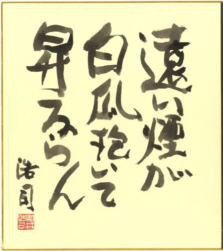 N016_yasui_kyusaku_bokusyo