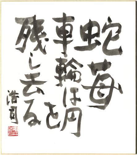 N049_yasui_kyusaku_bokusyo